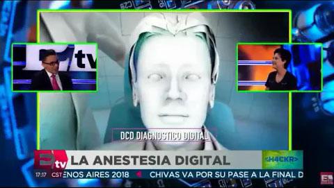 Anestesia Digital en Excelsior TV | La Clínica Dental